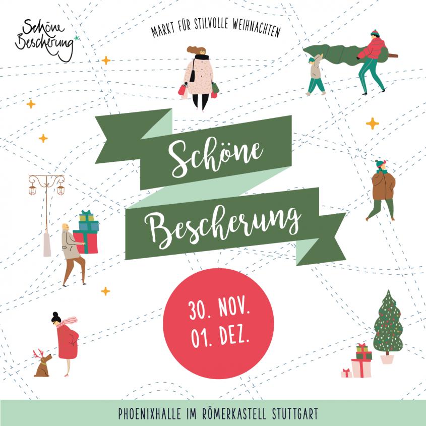 Schoene Bescherung in Stuttgart 2019