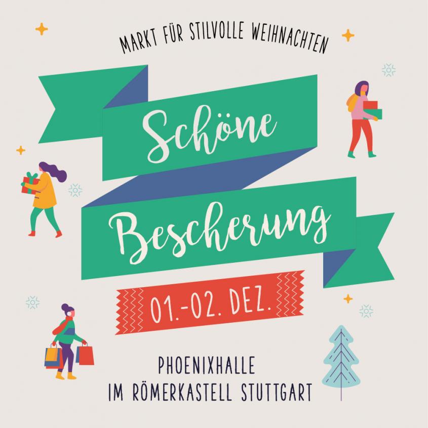 Ausstellung 'Schoene Bescherung' Stuttgart 2018