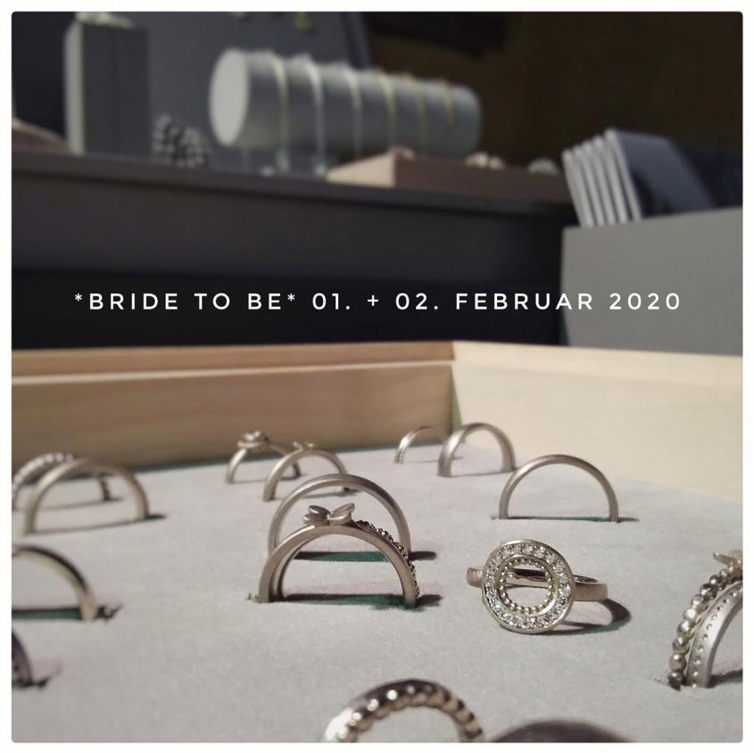Ausstellung 'Bride to be' 2020